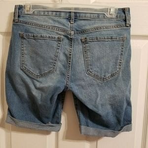 Old Navy Shorts - Old Navy size 2 jean shorts